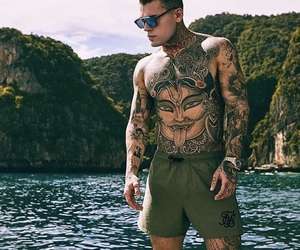 Hot, Tattoos, and stephen james image