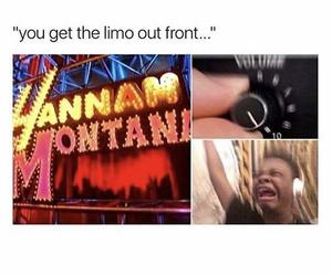 hannah montana, childhood, and funny image