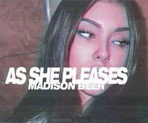 madison beer, madisonbeer, and music image