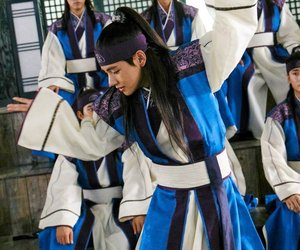 bts, taehyung, and hwarang image