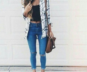 fashion, look, and tumblr image