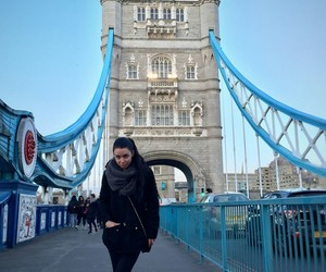 fashion, girl, and london image