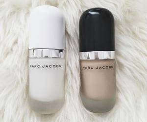 makeup, marc jacobs, and Foundation image