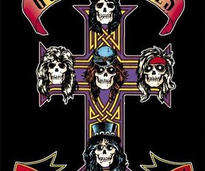 Guns N Roses, rock, and Appetite for Destruction image