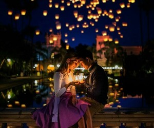 love, couple, and romantic image