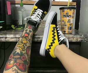 alternative, colors, and vans image