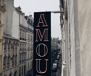 amour and city image
