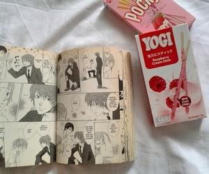 manga and pocky image
