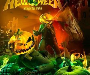 helloween, metal, and music image