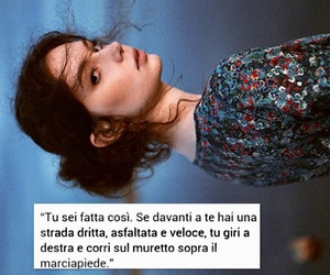 frasi, tumblr, and italiane image