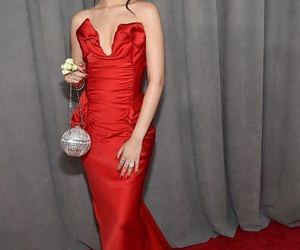 red, camila cabello, and grammys image