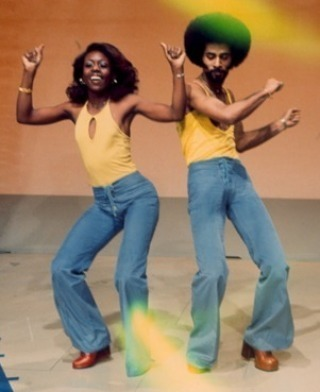 70s, disco, and unisex outfit image