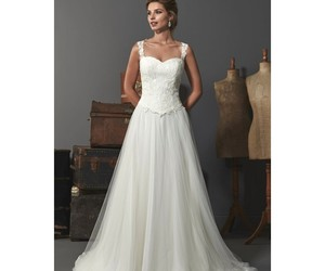 bridesmaid, online, and dress image
