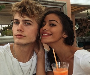 couple, cindy kimberly, and neels visser image