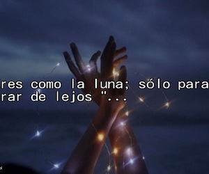 frases, hands, and light image