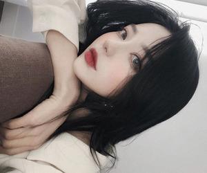 asian, makeup, and ulzzang image