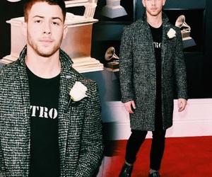 fashion, grammys, and Joe Jonas image