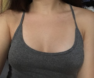 beauty, body, and boobs image
