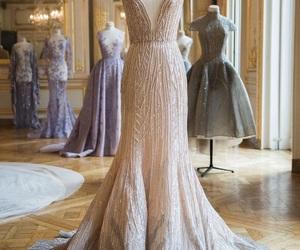 designer, dress, and fall 2016 image