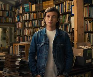 everything everything, nick robinson, and olly image