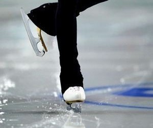 figure skating and ice skater image
