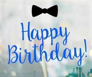 happy birthday, cuidad, and moño image