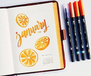 art, design, and january image