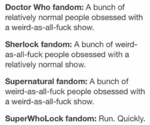 books, doctor who, and fandom image