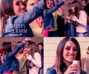 dulce maria, RBD, and mia image