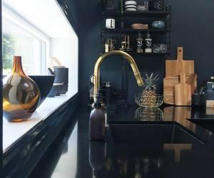 black, noir, and cuisine image