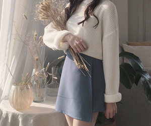 fashion, skirt, and aesthetic image