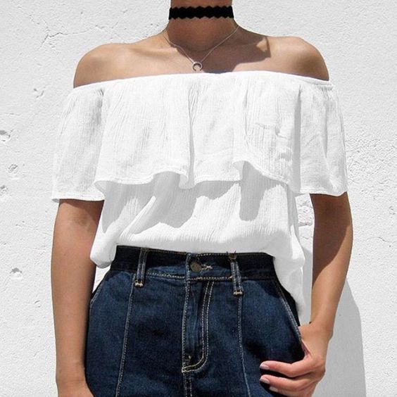 clothes, white, and denim image