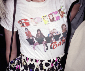 spice girls and fashion image