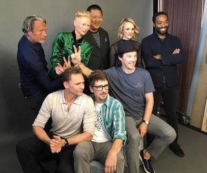 doctor strange, tom hiddleston, and Marvel image