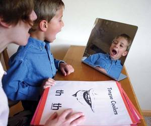speech therapy services image