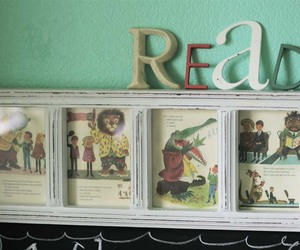 decor, nursery, and vintage image