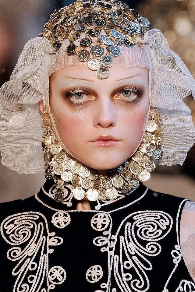article, fashion, and John Galliano image