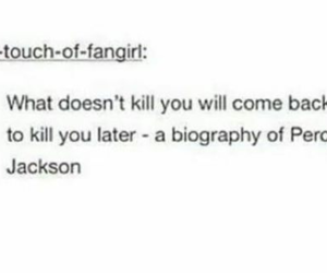 percy jackson, pjo, and textpost image