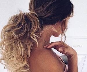 cheveux, haïr, and long image