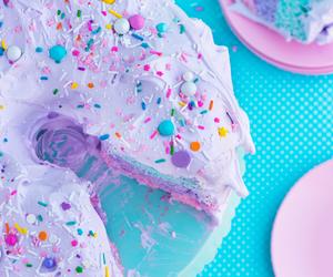 cake, kawaii, and pastel image
