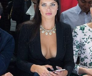 Adriana Lima, style, and model image
