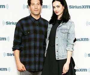 daredevil, krysten ritter, and The Punisher image