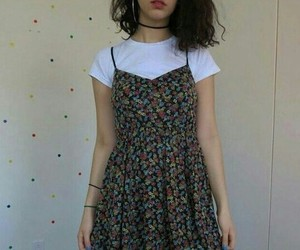 dress, style, and grunge image