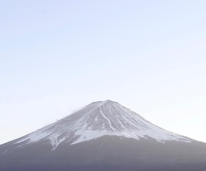 beautiful, fuji, and japan image
