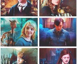 harry potter, hermione granger, and wizards image