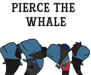 pierce the veil, whale, and ptv image