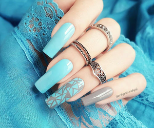 autumn, my style, and أظافر nails image