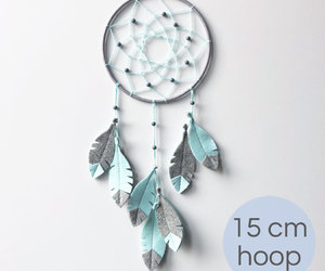 dreamcatcher, nursery, and dream cather image