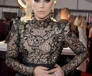 Lady gaga, red carpet, and grammy's image