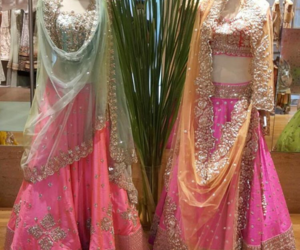 inspiration, bridesmaid, and indian attire image